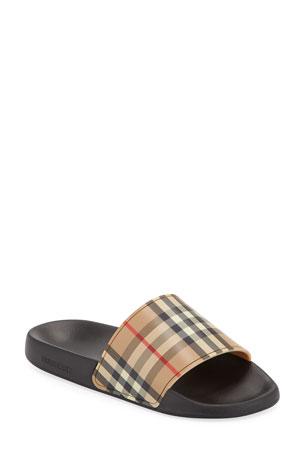 Designer Sandals \u0026 Slides at Neiman Marcus