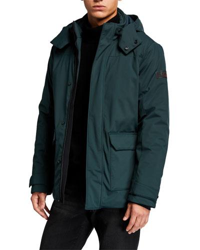 Men's Mountain Pocket Jacket