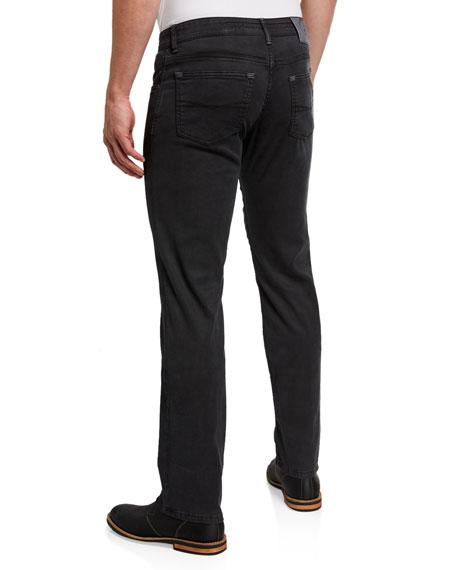 Stefano Ricci Men's Dark-Wash Straight-Leg Jeans