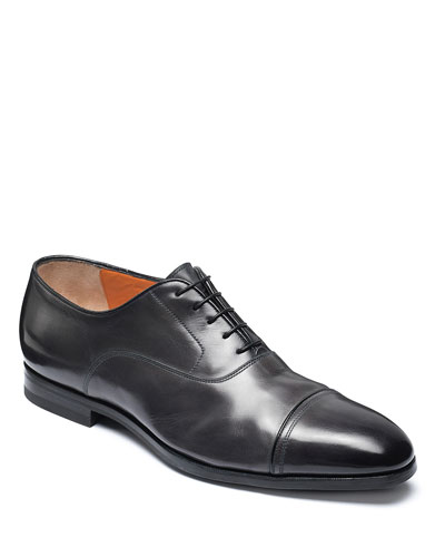 Men's Nicolo Leather Oxford Shoes