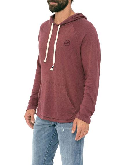 Sol Angeles Men's Sherpa Pullover Hoodie