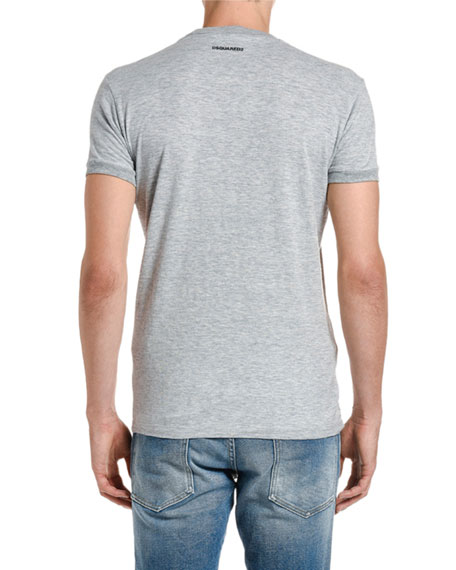 Dsquared2 Men's I Love D2 Graphic T-Shirt