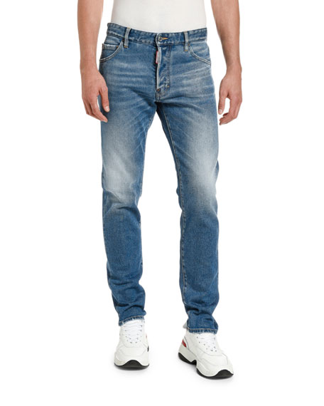 Dsquared2 Men's Cool Guy Medium-Wash Jeans