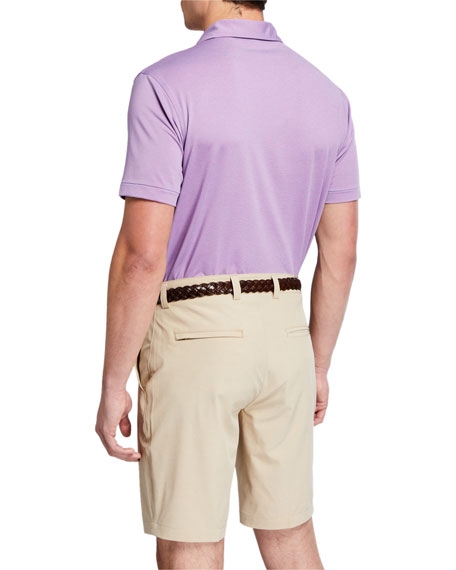 Peter Millar Men's Jubilee Stripe Polo Shirt