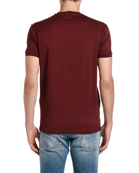 Dsquared2 Men's Very Very Dan-Fit Graphic T-Shirt