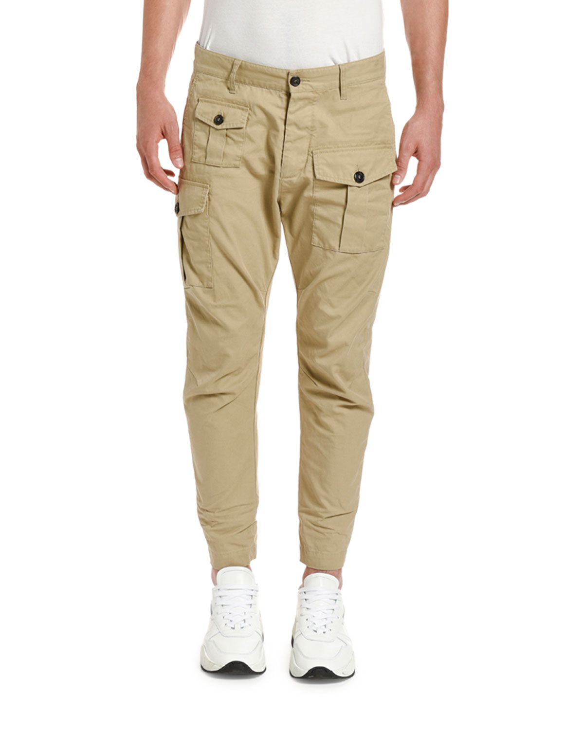 Dsquared2 Men's Clean Sexy Cargo Pants