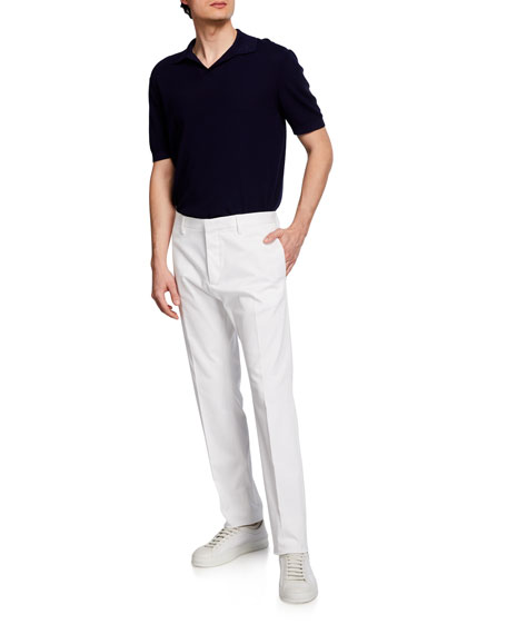 Dsquared2 Men's Cool Guy Cuffed Chino Pants