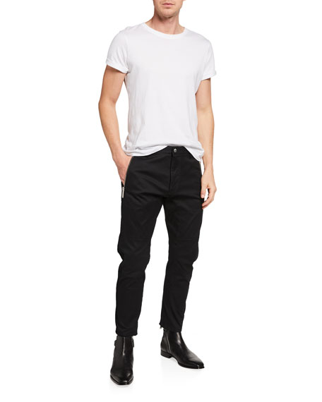 Dsquared2 Men's Sexy Biker-Fit Twill Pants