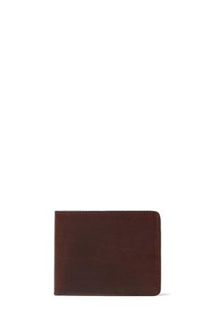 J.W. Hulme Men's Passcase Leather Wallet