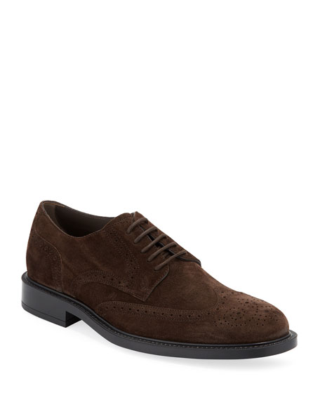 Tod's Loafers Men's Leather Penny Loafers