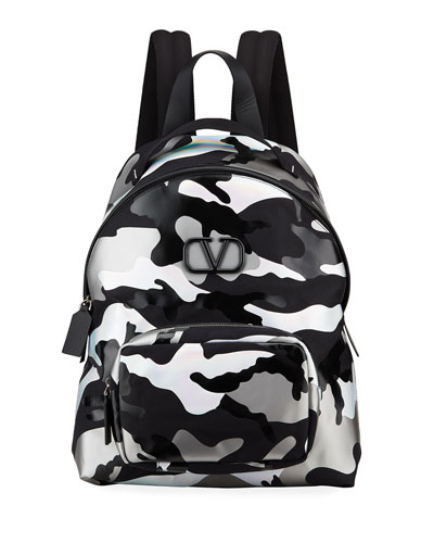 Men's Camouspace VLOGO Backpack