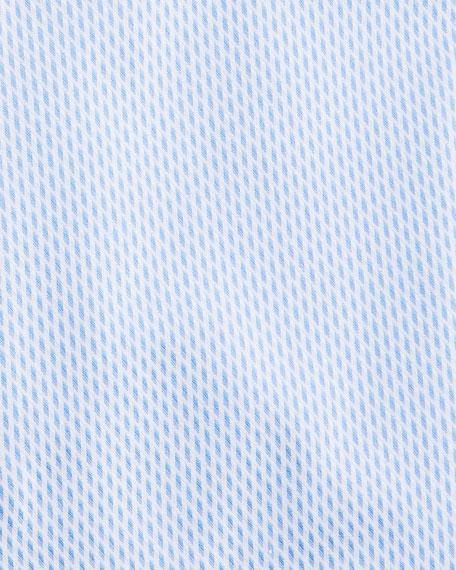BOSS Men's Micro-Pattern Sport Shirt