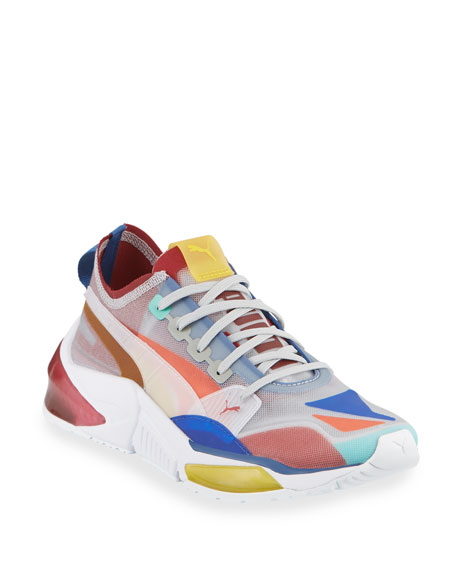 Puma Men's LQDCell Multicolor Sneakers