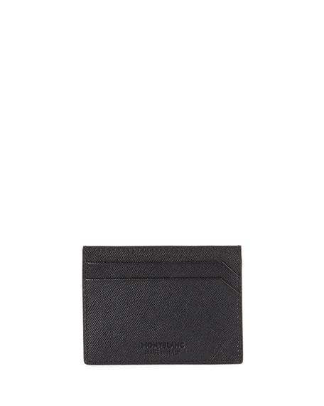 Montblanc Men's Sartorial Pocket 5cc Card Case