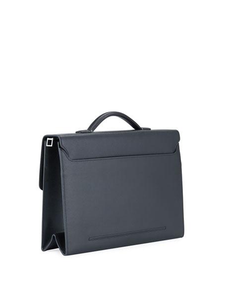 Montblanc Men's Sartorial Single-Gusset Briefcase