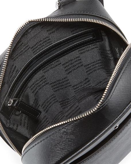 Montblanc Men's Sartorial Small North/South Messenger Bag