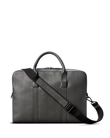 Shinola Pants Men's Guardian Leather Briefcase Bag