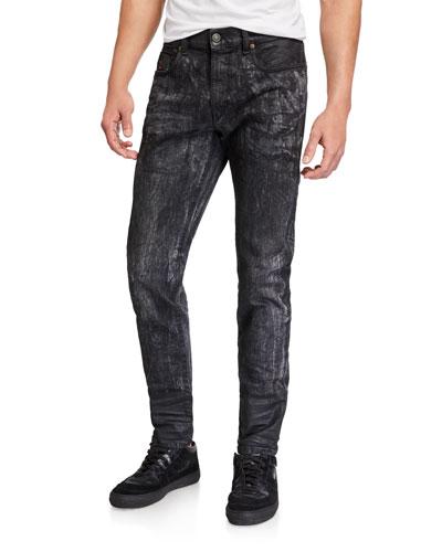 Men's D-Strukt Distressed Jeans