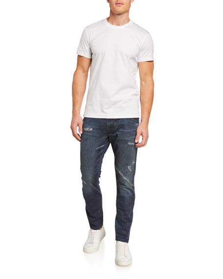 Diesel Men's Krooley Distressed Slim-Straight JoggJeans