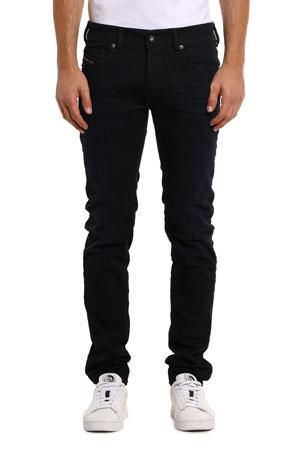 Fashion Mens Stretch Vintage Slim Skinny /& Regular Fit Designer Denim Jeans
