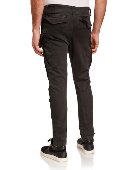 G-Star Men's Rovic Zip-Detail Skinny Pants