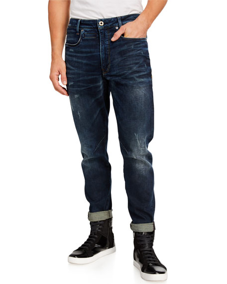 G-Star Men's D-Staq 3D Slim Jeans