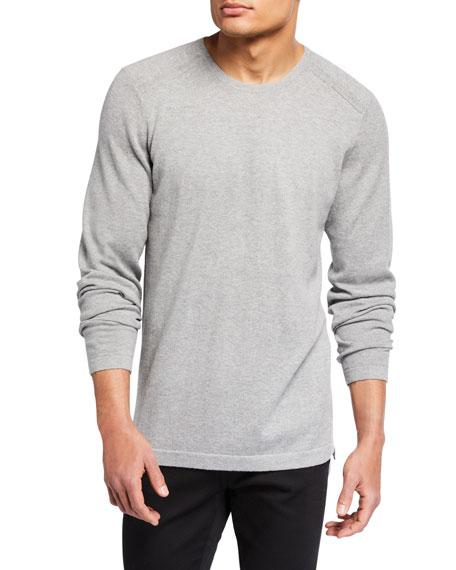 J Brand Men's Zeuss Solid Long-Sleeve T-Shirt
