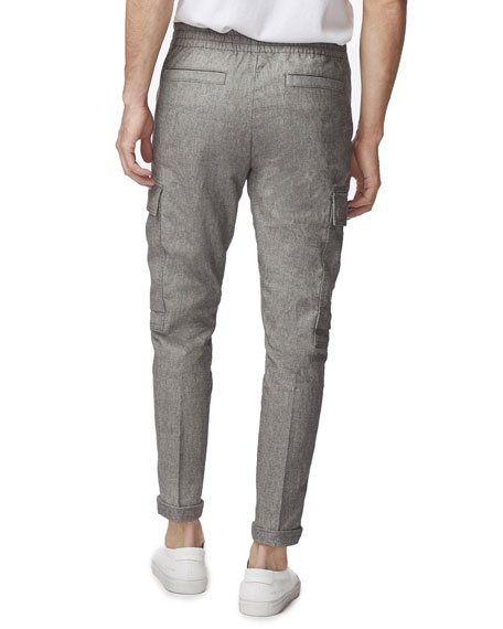 Image 2 of 2: Men's Fenix Cropped Cargo Pants