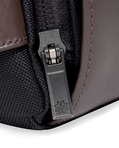 hook + Albert Leather Toiletry Bag