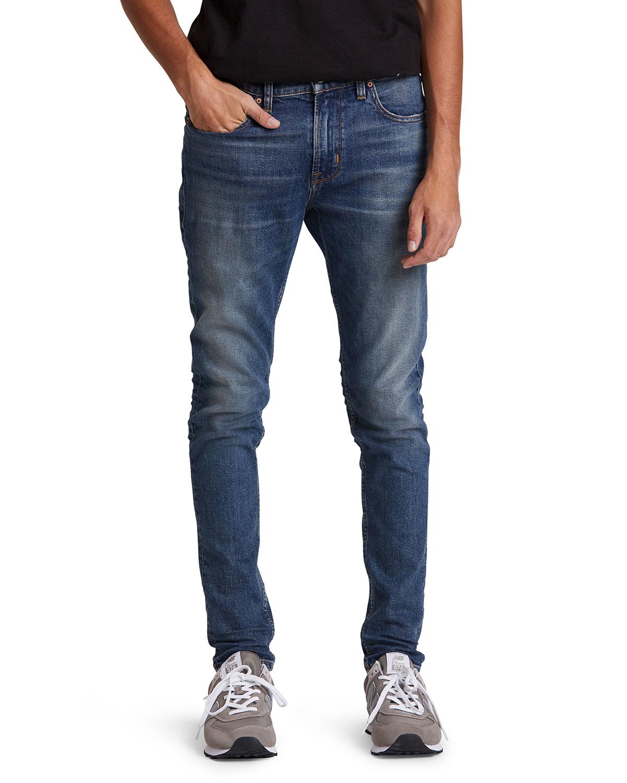 Hudson Men's Zack Skinny Denim Jeans (Zip Fly)