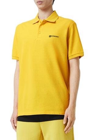 Herren Vintage T-Shirt Basic Shirt Round Neck Zipper  SHORT ARM W1