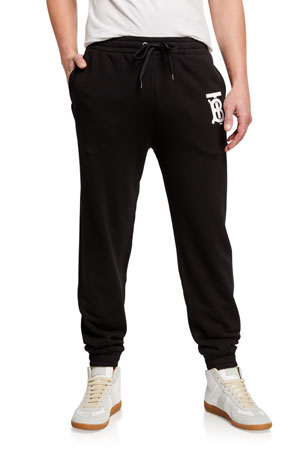 Burberry Men's TB-Logo Sweatpants