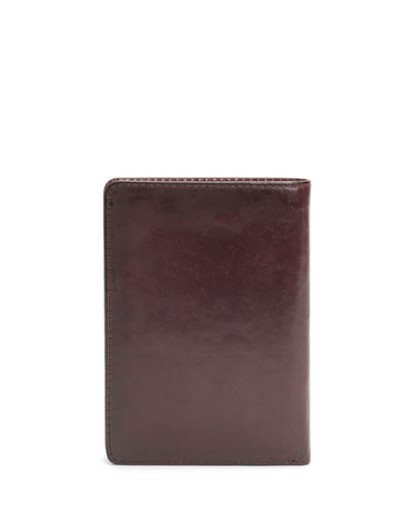 Frye Men's Austin Leather Passport Wallet