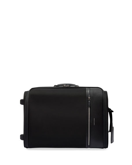 hook + Albert Men's Expandable Garment Carry-On Luggage