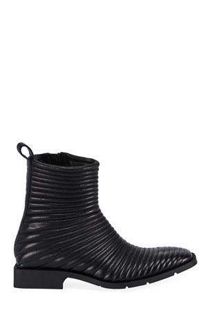 Men's Designer Boots at Neiman Marcus