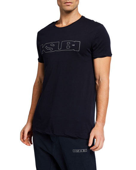 Ksubi Men's Signs of the Times Graphic T-Shirt