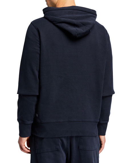 Ksubi Men's Signs of the Times Graphic Pullover Hoodie