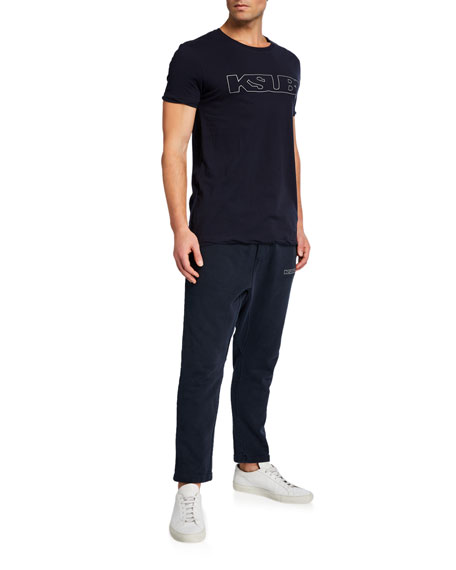 Ksubi Men's Sign of the Times Track Pants