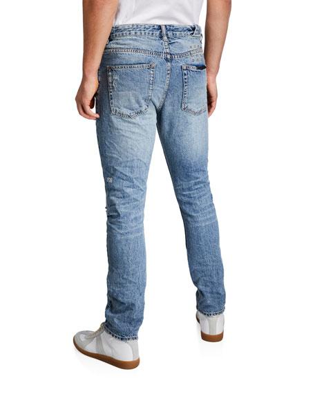 Ksubi Men's Chitch Jinx Pay Up Distressed Jeans