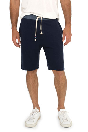 Sol Angeles Men's Sherpa Sweat Shorts
