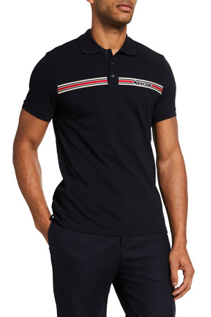 Men S Designer Polos T Shirts At Neiman Marcus