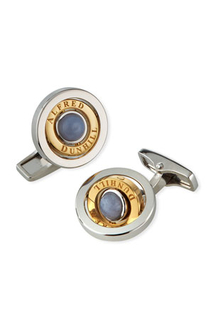 dunhill Bicolor Radial Gyro Cufflinks