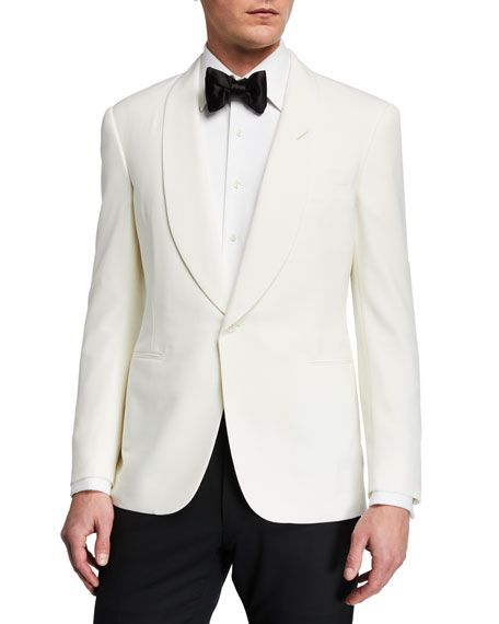 Ralph Lauren Purple Label Men's Shawl-Collar Dinner Jacket