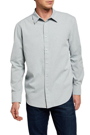 Rag & Bone Men's Fit 3 Denim Sport Shirt