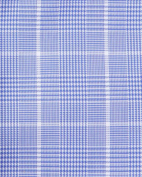 Ralph Lauren Purple Label Men's Polka Dot Dress Shirt