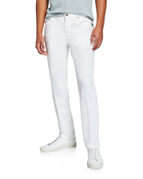 Incotex Ray Standard-Fit Five-Pocket Pants