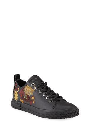 Giuseppe Zanotti Men's Shoes & Accessories at Neiman Marcus