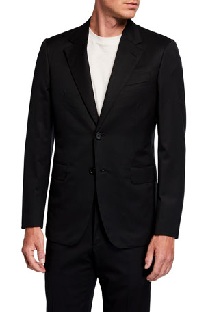 Brioni Men's Solid Classic-Fit Two-Piece Suit