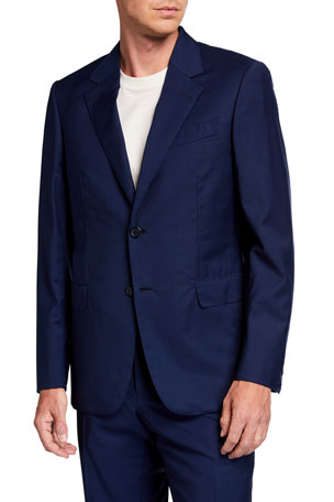 Brioni Men's Micro Classic-Fit Two-Piece Suit