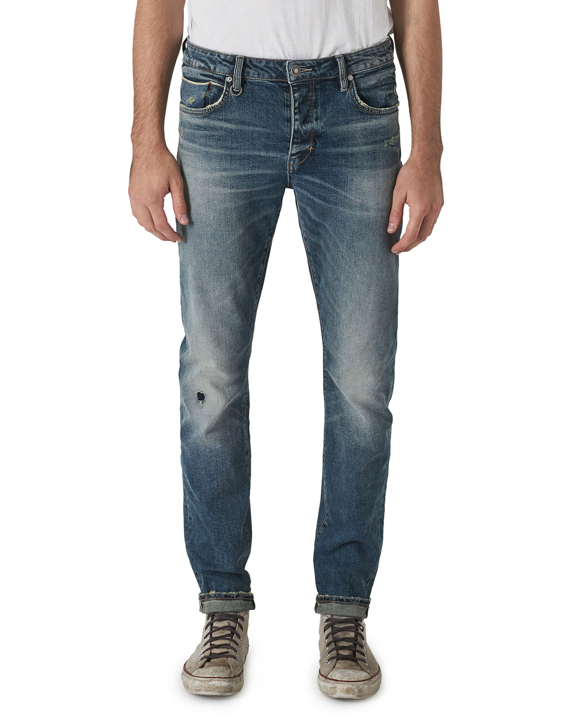 Neuw Men's Iggy Skinny Radical Selvedge Jeans